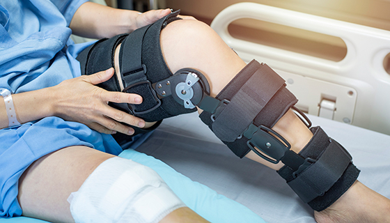 How to Heal a Ligament Tear in Singapore?