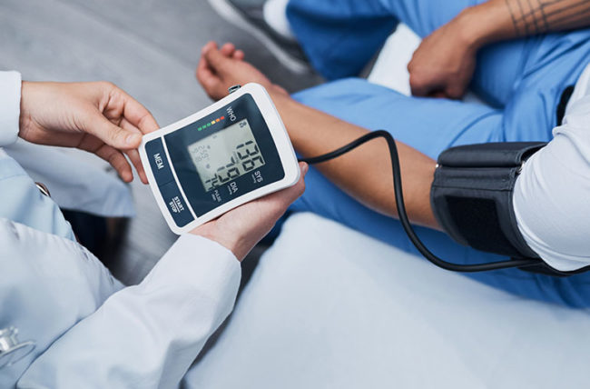 Blood Pressure Medicine