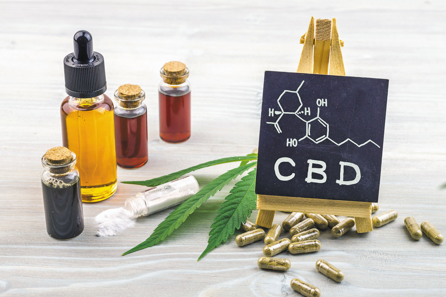 Glance out the importance of balance cbd oil