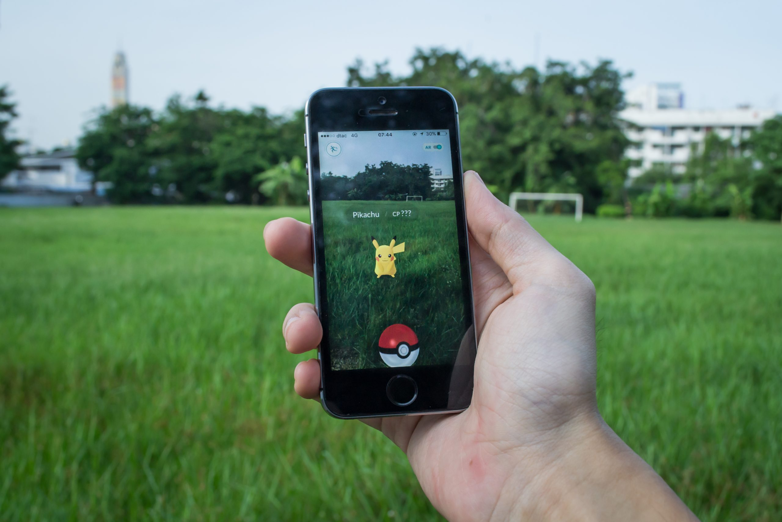 Pokémon Go is taking the world by storm