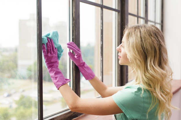 Tips for Do-It-Yourself Window cleaning