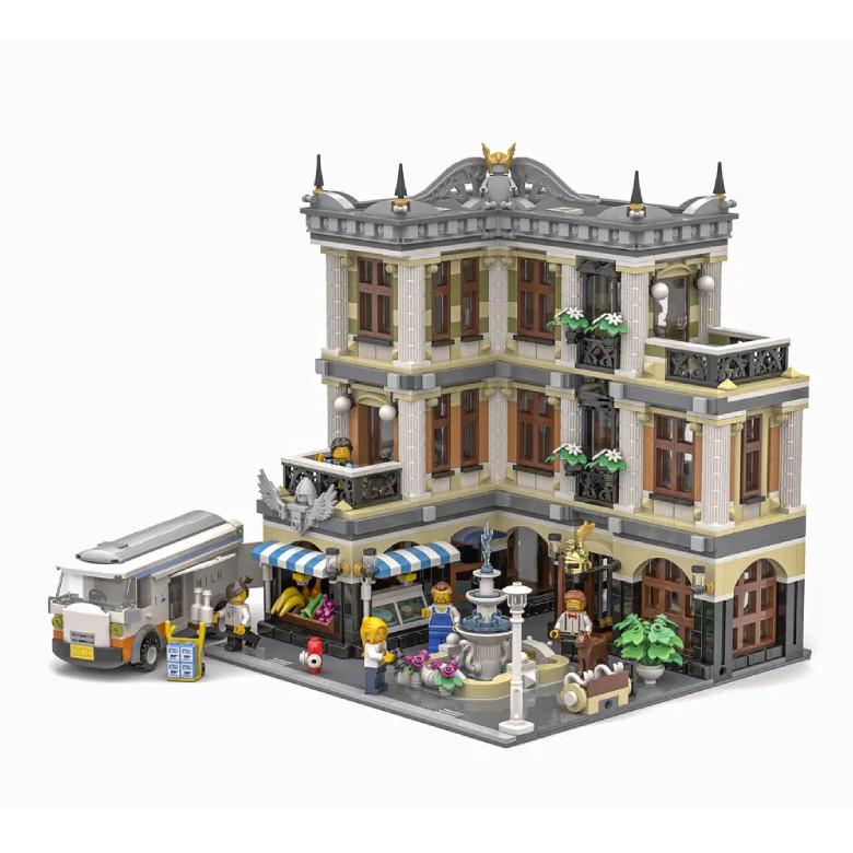 lepin modular buildings
