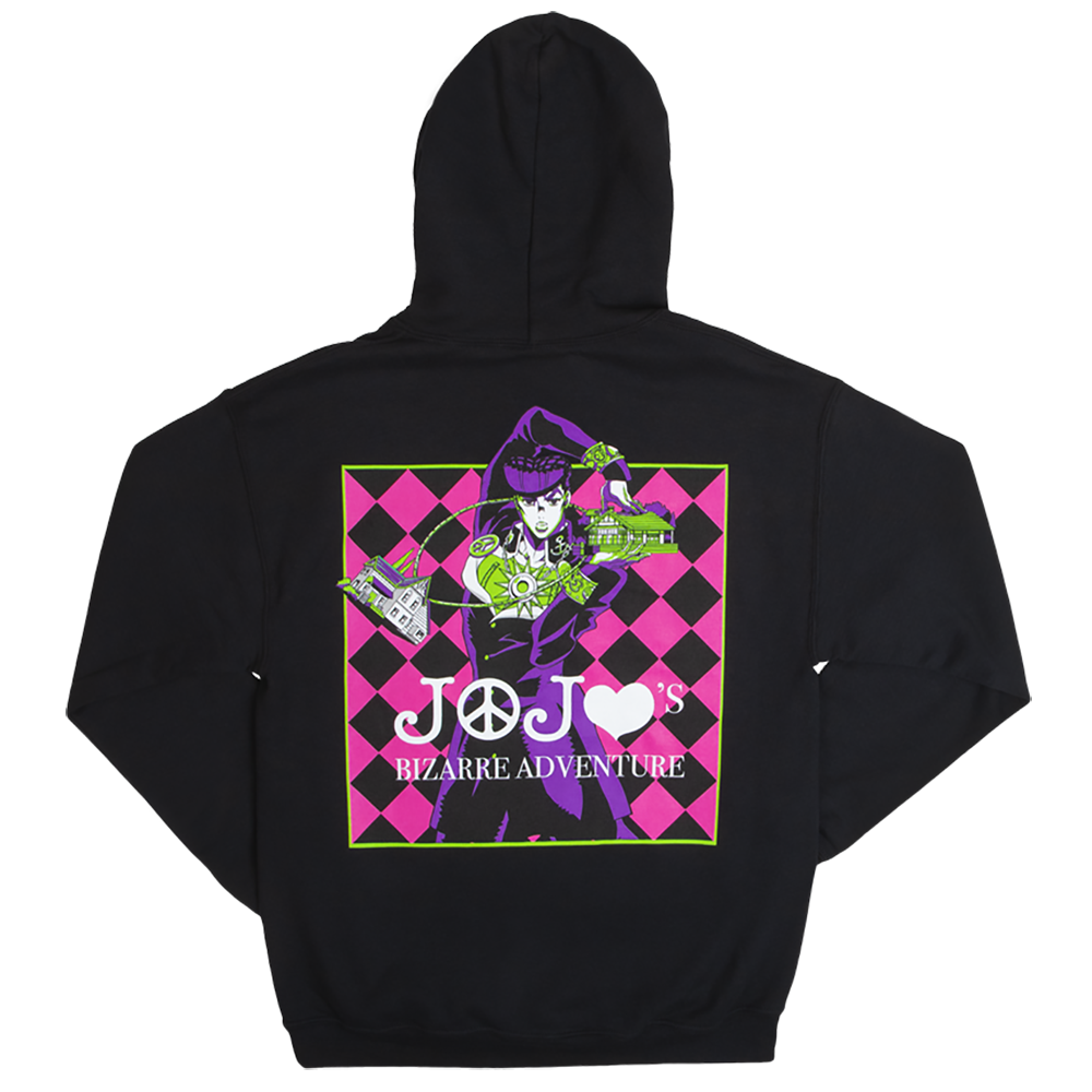 JoJo's Bizarre Adventure Hoodies