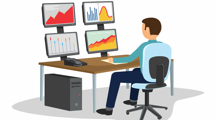 demat and online trading account